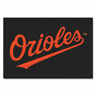 Baltimore Orioles Area Rugs Choose from 4 Sizes
