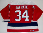 AL IAFRATE WASHINGTON CAPITALS CCM VINTAGE RED JERSEY NEW WITH TAGS