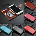 Flip PU Leather Photo Slot Card Stand Cover Wallet Case For iPhone 6 Plus