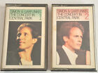 SIMON & GARFUNKEL THE CONCERT IN CENTRAL PARK Double Cassette ALBUM VG Condition