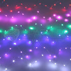 4.5ft 20 LED Wire String - Flashing Light Garland Submersible Party AA