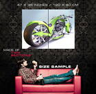Dragon Chopper Concept Bike Motorcycle Gigantic Print POSTER