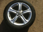 "A SET OF 4 GENUINE AUDI A5 A4 A6 17"" ALLOY WHEELS TYRES MICHELIN TYRES RS4 SLINE"