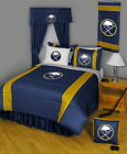 Buffalo Sabres Comforter Sham & Pillowcase Twin Full Queen King Size