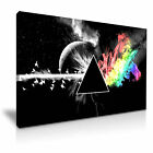 Pink Floyd Dark Side of The Moon Music Canvas Modern Wall Art 9 Sizes to Choose