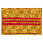 SOUTH VIETNAM FLAG EMBROIDERED PATCH