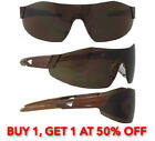 Smith & Wesson Indoor/Outdoor 44 Magnum Brown Safety Glasses