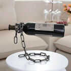 Magic Floating Lasso Rope Chain Wine Bottle Holder Stand Rack Bar Champagne
