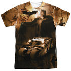 Batman Begins Batmobile Single Sided Sublimation Adult T-shirt