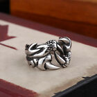 Cool 316L Stainless Steel Ring Unique Mens Jewelry Dragon Claw CB97