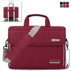 "13"" 15"" 17.3"" Computer Handle Bag Case Oxford Laptop Messenger Pouch For HP Dell"