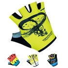 New ANGDA GEL Cycling Gloves Half Finger Bike Bicycle Biking Riding Gloves S-2XL