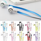 Durable In-ear Headphone Stereo Earbuds Earphone Bass Headset With Mic 3.5mm