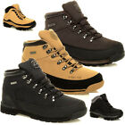 MENS GROUNDWORK FASHION LEATHER WORK SAFETY STEEL TOE CAP LADIES BOOTS SHOE SIZE