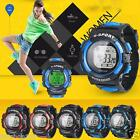 LED Digital Electronic Multifunction Waterproof Child Kids Boy's Girl's Watch UK