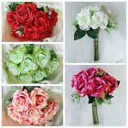 Silk ROSES Forced BOUQUETS Union Flowers Centerpieces Ornamentation Wholesale
