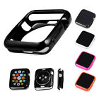 Soft Silm TPU Bumper Case Protective Rugged Cover Frame for Apple Watch Series 1
