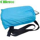 Sleeping Bags - Lightweight Inflatable Bag Lounge Chair Sofa Bed Camping Hiking