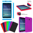 """Внешний вид - Shock Proof Silicone Case Cover for Samsung Galaxy Tab E 8.0 8"""" Tablet SM-T377"""