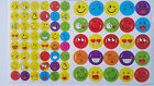 over 1600  Reward STICKERS Smiley Potty Training Teacher Good Behaviour ***1.99p