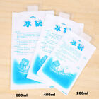 10pcs Water Injection Ice Gel Pack Reusable Long-Lasting Gel Pack