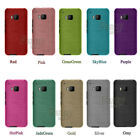 Brushed Gel Rubber TPU Silicone Skin Case Cover for HTC One M9 / One Hima