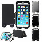 Shockproof  360° Flip up Metal Luxury Armor King Case Cover For iPhone 6/7 Plus