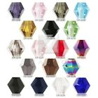 1200pcs Colorful Bicone Faceted Glass Crystal Bead 4mm Fashion Wholesale Choose