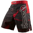 Hayabusa Metaru Performance Shorts Red Black NEW 30 32 34 36 38 Free Shipping!