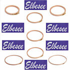 Elbesee Wooden Embroidery Cross Stitch Hoop Ring Beech Wood - Made in UK
