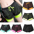 New Fashion Women Girls Summer Pants Women Sports Shorts Gym Yoga Shorts High QT