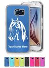 Personalized Case For Galaxy Note 3/4/5 - Horse Head, Stallion, Rodeo