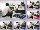 NHL Licensed 4'X6' Area Rug Floor Mat Carpet Flooring Man Cave - Choose Team