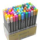 New STA Colors Watercolor Pen Cartoon Graffiti Art Sketch Markers Drawing Pens