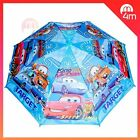 New Kids Girls Boys Character Umbrella Raincoat Rainproof Parasol Child Gift