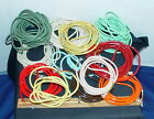"""VINTAGE Telephone Phone 3 - Line Cord Many """"NEW""""Colors **12 COLORS!!**"""