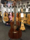 Guild M-120E NAT Electro-Acoustic Guitar Right-Handed 6-String inc. Case