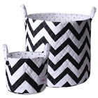 Minene Monochrome Storage Basket SET Toy Storage Kids Large &amp; Small baskets <br/> Nursery, playroom, bathroom &amp; bedroom storage solutions