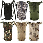 Multicolor 2.5L Hydration Packs Tactical Water Bag Assault Backpack Hiking Pouch