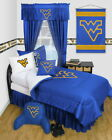 West Virginia Mountaineers Comforter & Sham Twin Full Queen Size LR