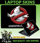 LAPTOP STICKER SKIN GHOST BUSTERS LOGO GHOSTBUSTERS ECTO VINYL VARIOUS SIZES