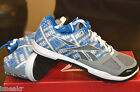 REEBOK CROSSFIT NANO 2.0 GREY/BLUE/WHITE V51723 MEN'S CROSSFIT EVERY REP COUNTS