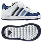 Adidas LK Casual Trainers 4 CF I Toddlers Kids Velcro Synthetic Shoes Medium