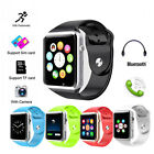 Bluetooth A1 Smart Watch Phone For iPhone Samsung HTC Android IOS Camera SIM