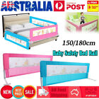 Pink/Blue Safety Bed rail/BedRail Cot Guard Protection Child toddler Kids AU