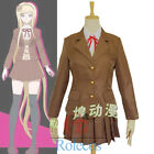 Danganronpa 3 The End of Hope's Peak High School Sonia Nevermind Cosplay Costume