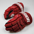 NEW Warrior Covert QRL4 Senior Ice Hockey Gloves Maroon