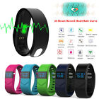 M5 Blood Pressure Blood Oxygen Heart Rate Fitness Health Sport Bracelet Watch