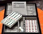 Chinese Mah Jong Set in Box*144 Tiles Tiles / Bamboo