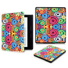 Luxury Magnetic Leather Smart Flip Cover Stand Case For Amazon New Kindle Oasis